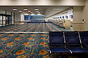 Fort Lauderdale International Airport passenger check in area.