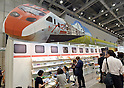 September 23, 2016, Tokyo, Japan - Taiwan sets up its own booth at the 21st edition of Tokyo International Book Fair which opens at the Big Site on the Tokyos waterfront on Friday, September 23, 2016. More than one million books will be exhibited by 470 domestic and foreign publishers during the three-day show.  (Photo by Natsuki Sakai/AFLO) AYF -mis-