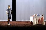 LE DERNIER TESTAMENT DE MELANIE LAURENTD'après Le Dernier Testament de Ben Zion Avrohom de James FreyAdaptation Mélanie Laurent et Charlotte FarcetMise en scène Mélanie LaurentAssistante à la mise en scène Amélie WendlingDramaturgie Charlotte FarcetScénographie Marc Lainé et Stephan ZimmerliCréation Lumières Philippe BerthoméChorégraphie Arthur PeroleMusiques Marc Chouarain en collaboration avec Mélanie LaurentCostumes Béatrice RionMaquillage et coiffure Heidi BaumbergerVidéo Renaud VerceyRéalisation et régie son Maxime ImbertAccessoires Lionel ScreveRégie générale Karl GobynRégie lumière Pauline MouchelArrangement choeur Jérôme BillyTraduction anglaise et régie surtitre Mike SensÉquipe de tournage Alexandre Leglise (Chef opérateur), Raphaël Dougé (Assistant caméra), Antoine Roux (Chef électro), Grégory Loffredo (Cascadeur)Avec : Jocelyn Lagarrigue, Morgan PerezCréation au Théâtre du Gymnase le 20 septembre 2016Compagnie : Cadre : Date : 25/01/2017Lieu : Théâtre de ChaillotVille : Paris© Laurent Paillier / photosdedanse.com