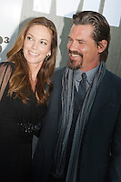 Diane Lane and Josh Brolin at the Men In Black 3 premiere at The Ziegfeld Theater in New York City. May 23, 2012. © Kristin Driscoll/MediaPunch Inc.