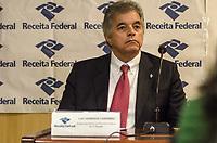 RIO DE JANEIRO,RJ, 08.11.2018 - COLETIVA-RJ - Coletiva na sede da Polícia Federal, no Rio de Janeiro (RJ) sobre a Operação Furna da Onça, um desdobramento da Operação Lava Jato,Dos 22 mandatos de prisão, 10 são contra deputados estaduais do Rio de Janeir, sendo um da Alerj,  na Manhã desta quinta-feira, 08 (Foto: Vanessa Ataliba/Brazil Photo Press)