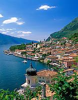 Italy, Lombardy, Lake Garda: Limone