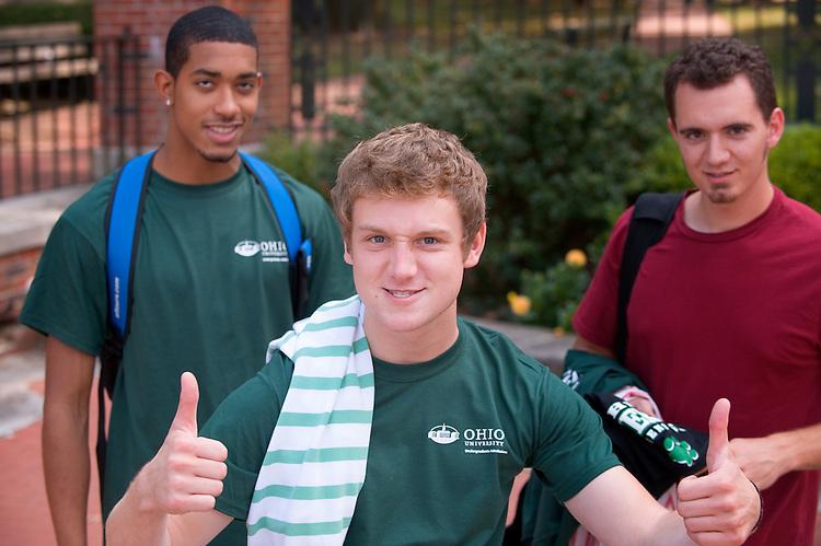 front:.. Charles E. Wirtz Jr...Back.. Brendan-Michael Galloway, Bryan J. Hoynacke