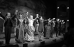 Peter Benson, Jessie Mueller, Betsy Wolfe, Stephanie J. Block, Chita Rivera, Jim Norton, Will Chase & Gregg Edelman during the Broadway Opening Night Performance Curtain Call for 'The Mystery of Edwin Drood' at Studio 54 in New York City on 11/13/2012
