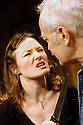 When The Night Begins by Hanif Kureishi with Catherine McCormack,Michael Pennington opens at the Hampstead Theatre on 11/3/04  CREDIT Geraint Lewis
