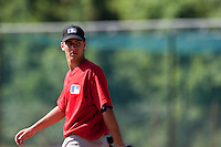 Baseball - MLB European Academy - Tirrenia (Italy) - 21/08/2009 - Danny Arribas (Netherlands)