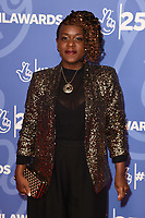Tameka Empson<br /> celebrating the inspirational winners in this year's 25th Birthday National Lottery Awards, the search for the UK's favourite National Lottery-funded projects. The glittering National Lottery Awards show, hosted by Ore Oduba, is on BBC One at 11pm on Tuesday 19th November.<br /> <br /> ©Ash Knotek  D3527 15/10/2019