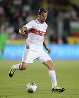 FUSSBALL   INTERNATIONAL   UEFA EUROPA LEAGUE   SAISON 2013/2014    Qualifikation VfB Stuttgart - Botev Plovdiv    08.08.2013 Martin Harnik (VfB Stuttgart) am Ball