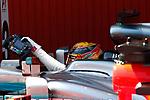 Spanish F1 Grand Prix Pirelli 2017.<br /> Lewis Hamilton (Mercedes).