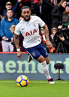 Tottenham Hotspur's Danny Rose <br /> <br /> Bournemouth 1 - 4 Tottenham Hotspur<br /> <br /> Photographer David Horton/CameraSport<br /> <br /> The Premier League - Bournemouth v Tottenham Hotspur - Sunday 11th March 2018 - Vitality Stadium - Bournemouth<br /> <br /> World Copyright &copy; 2018 CameraSport. All rights reserved. 43 Linden Ave. Countesthorpe. Leicester. England. LE8 5PG - Tel: +44 (0) 116 277 4147 - admin@camerasport.com - www.camerasport.com
