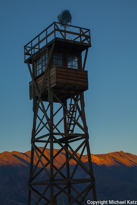 Guard Tower, Manzanar