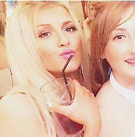 Pictured:Ciara Mansell (L)<br /> Re: Talented student Ciara Mansell, 22, who gave birth in prison after drugs turned her into a violent criminal, she was jailed for two and a half years by Merthyr Crown Court.