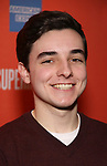 """Kyle McArthur during the Sneak Peak Meet the cast and creative team of the World Premiere Musical """"Superhero"""" on January 16, 2019 at the Green Room 42 in New York City."""