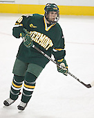 Ryan Gunderson - The Boston College Eagles completed a shutout sweep of the University of Vermont Catamounts on Saturday, January 21, 2006 by defeating Vermont 3-0 at Conte Forum in Chestnut Hill, MA.