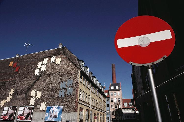 Ny Ostergade. Copenhagen, Denmark.