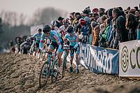 Dieter Vanthourenhout (BEL/Marlux-Bingoal)<br /> <br /> Elite Men's Race<br /> Belgian National CX Championships / Koksijde 2018