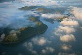 Early morning over Douglas Lake
