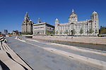 Liverpool - Three Graces