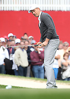 Henrik Stenson (Team Europe) during Thursday's Practice Round ahead of The 2016 Ryder Cup, at Hazeltine National Golf Club, Minnesota, USA.  29/09/2016. Picture: David Lloyd | Golffile.