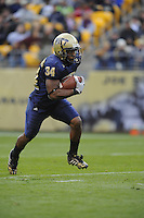 25 October 2008:  Pitt RB/KR LaRod Stephens-Howling (34) returned 8 kickoffs for 152 yards.  The Rutgers Scarlet Knights defeated the Pittsburgh Panthers 54-34 October 25, 2008 at Heinz Field in Pittsburgh, PA.