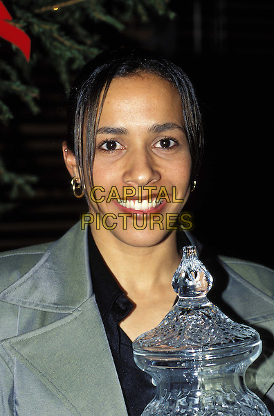 KELLY HOLMES.Sports Personality Of The Year Awards.Ref: 11349.headshot, portrait.www.capitalpictures.com.sales@capitalpictures.com.© Capital Pictures. ..