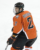 Junior defenseman Michael Hodgson of Surfside, California was named captain of the Bowling Green Falcons.  Hodgson was a member of the All-CCHA Rookie Team for 2004-05. The Eagles of Boston College defeated the Falcons of Bowling Green State University 5-1 on Saturday, October 21, 2006, at Kelley Rink of Conte Forum in Chestnut Hill, Massachusetts.<br />