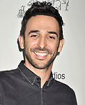 HOLLYWOOD, CA - JULY 11:  Amir Arison attends Amazon Studios Premiere of 'Don't Worry, He Wont Get Far On Foot' at ArcLight Hollywood on July 11, 2018 in Hollywood, California.