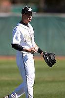 February 26, 2010:  Tyler Spillner of the Purdue Boilermakers during the Big East/Big 10 Challenge at Raymond Naimoli Complex in St. Petersburg, FL.  Photo By Mike Janes/Four Seam Images