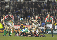Reading, GREAT BRITAIN, Issac BOSS, during the third round Heineken Cup game, London Irish vs Ulster Rugby, at the Madejski Stadium, Reading ENGLAND, Sa, t 09.12.2006. [Photo Peter Spurrier/Intersport Images]..