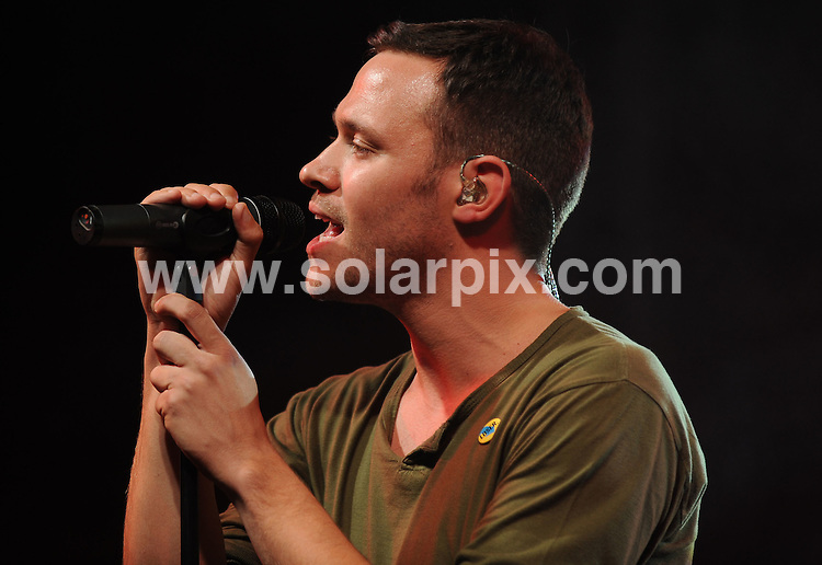 **ALL ROUND PICTURES FROM SOLARPIX.COM**.**WORLDWIDE SYNDICATION RIGHTS**.artists perform live at V Festival, Chelmsford, UK. 16th August 2008..This pic: Will Young..JOB REF: 7038 SSD     DATE: 16_08_2008.**MUST CREDIT SOLARPIX.COM OR DOUBLE FEE WILL BE CHARGED* *UNDER NO CIRCUMSTANCES IS THIS IMAGE TO BE REPRODUCED FOR ANY ONLINE EDITION WITHOUT PRIOR PERMISSION*
