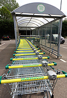 One of the Top Ten Supermarket chains/brands in the United Kingdom. May 19th 2019<br /> <br /> Photo by Keith Mayhew