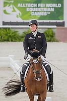 3-PARA-DRESSAGE: 2014 FRA-Alltech FEI World Equestrian Games