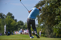 J.B. Holmes (USA) hits his tee shot on 8 during round 4 of the WGC FedEx St. Jude Invitational, TPC Southwind, Memphis, Tennessee, USA. 7/28/2019.<br /> Picture Ken Murray / Golffile.ie<br /> <br /> All photo usage must carry mandatory copyright credit (© Golffile | Ken Murray)