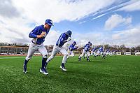 CCSU Baseball vs. FDU 4/17/2015