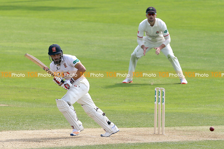 Ravi Bopara in batting action for Essex during Essex CCC vs Lancashire CCC, Specsavers County Championship Division 1 Cricket at The Cloudfm County Ground on 21st April 2018