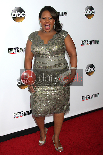 """Chandra Wilson<br /> at the """"Grey's Anatomy"""" 200th Episode Red Carpet Event, Colony, Hollywood, CA 09-28-13<br /> David Edwards/Dailyceleb.com 818-249-4998"""