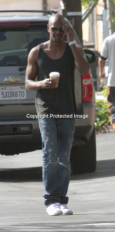 10-15-09..Dave Chappelle ate lunch inside Fred Segal in Hollywood califonria. As Dave was leaving he lit up  cigarette as he drank a cup of coffee while hitting on some girl at fred Segal.  When Dave left the parking lot he backed up into a blue Porsche & had a worker leave them a note. ....AbilityFilms@yahoo.com.805-427-3519.www.AbilityFilms.com