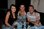 Aoife, Paula and Aaron Rooney in McPhails on Sunday 11th August 2013 <br /> Picture:  Thos Caffrey / www.newsfile.ie