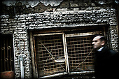 Mostar 11.12.2009 Bosnia and Herzegovina<br /> In BiH many expensive cars are stolen.<br /> Bosnia and Herzegovina for many years dreamed to be adopted into the European Union. On the streets, everybody can see young and old people who looks like Europeans. Streets in the city center are also similar to European cities. Unfortunately, all people in BiH know that political disagreement between warring nationalities in the parliament does not help them to be accepted into the EU<br /> Photo: Adam Lach / Newsweek Polska / Napo Images<br /> <br /> Wiele drogich aut w BiH jest kradzionych.<br /> BiH od wielu lat marzy by przyjeto ja do UE. NA ulicach widac mlodych i starszych ludzi ktory wygladaja jak europejczycy. Ulice w centrum miasta sa rownie podobne do miast europejskich. Niestety wewnetrznie wszyscy wiedza ze polityczna niezgoda pomiedzy zwasnionymi narodowosciami w parlamencie nie pomaga im na to by przystapic do UE.<br /> Photo: Adam Lach /  Newsweek Polska / Napo Images