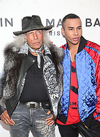 21 November 2019 - Los Angeles, California - Olivier Rousteing, James Goldstein. 'PUMA x Balmain- created with Cara Delevingne' LA Launch Event held at Milk Studios. Photo Credit: FS/AdMedia
