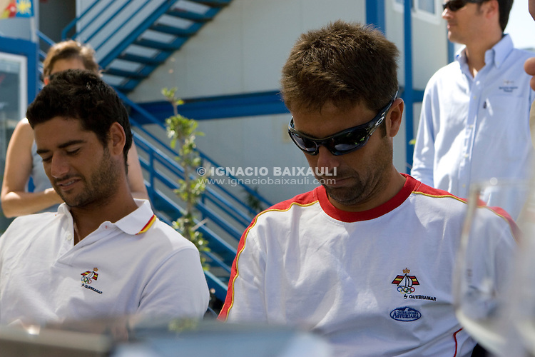 Participators Meeting .II Master Golden Series RS:X Marina Juan Carlos I