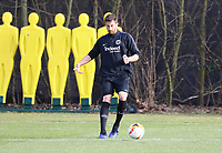 David Abraham (Eintracht Frankfurt) - 20.02.2019: Eintracht Frankfurt Training, UEFA Europa League, Commerzbank Arena, DISCLAIMER: DFL regulations prohibit any use of photographs as image sequences and/or quasi-video.