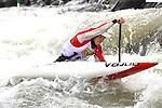 2011 European Senior Canoe Slalom Championships. Semifinals K1M y C1M.