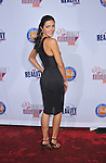 HOLLYWOOD, CA. - October 13: Adrianne Curry arrives at the 2009 Fox Reality Channel Really Awards at the Music Box at the Fonda Theatre on October 13, 2009 in Hollywood, California.