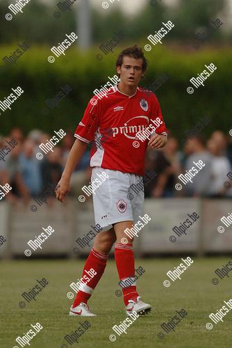 Stephan Wilmssen , Antwerp FC