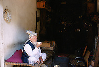 Tea time in Peshawar, Pakistan