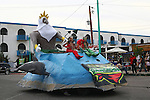 "FLOAT IN SAN FELIPE""S ANNUAL CARNIVAL PARADE"
