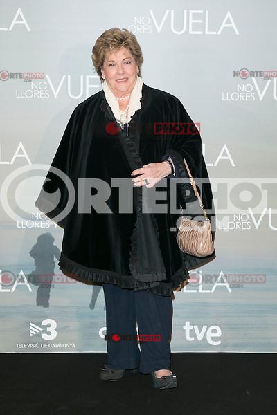 Paloma attends Claudia&acute;s Llosa &quot;No Llores Vuela&quot; movie premiere at Callao Cinema, Madrid,  Spain. January 21, 2015.(ALTERPHOTOS/)Carlos Dafonte) /NortePhoto<br /> NortePhoto.com