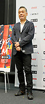 Japanese film director <br /> Takahisa Zeze <br /> attends a press conference for the 30th Tokyo International Film Festival (TIFF) at Roppongi Hills on September 26, 2017, Tokyo, Japan. <br /> Organisers announced the full lineup of films and special events for the festival. <br /> (Photo by 2017 TIFF/AFLO)