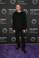 "BEVELY HILLS, CA - March 29: Wentworth Miller, At 2017 PaleyLive LA Spring Season - ""Prison Break"" At The Paley Center for Media  In California on March 29, 2017. Credit: FS/MediaPunch"